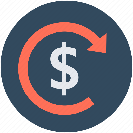 currency exchange, dollar, dollar exchange, money conversion, money exchange icon
