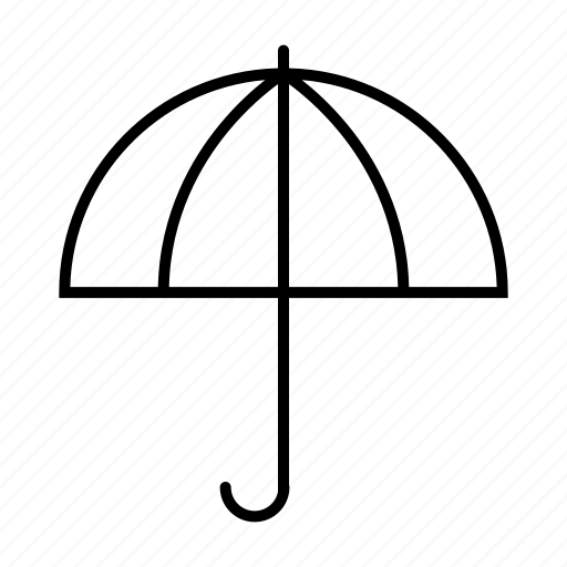 finance, insurance, protection, umbrella icon