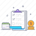 accounting, calculation, balance sheet, business document, bank statement