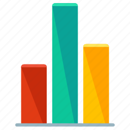 analytics, chart, graph, presentation, statistics icon