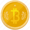 bitcoin, coin, currency, finance icon