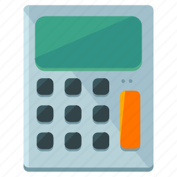 calculate, calculator, finance, financial, math icon