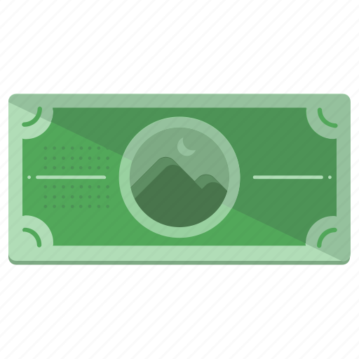 bill, cash, finance, money, payment icon