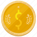 america, coin, currency, dollar, finance, financial, money icon