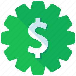 dollar, finance, price, shopping, sticker icon