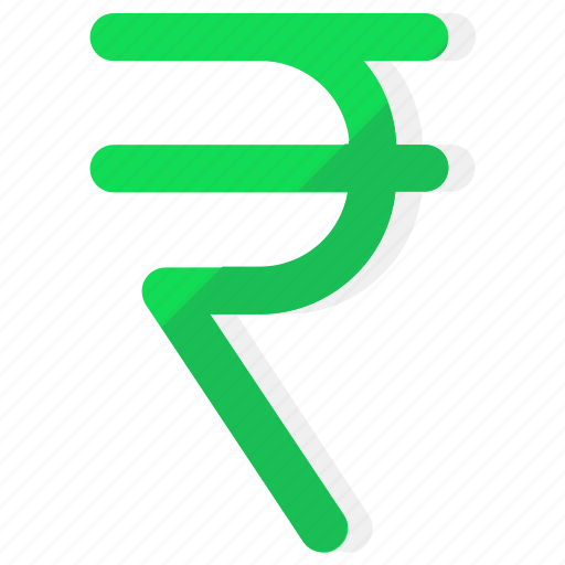 currency, finance, financial, money, rupee icon
