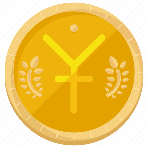 coin, currency, finance, financial, money, yuan icon
