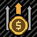 expenditure, expense, taxation, profit, benefit