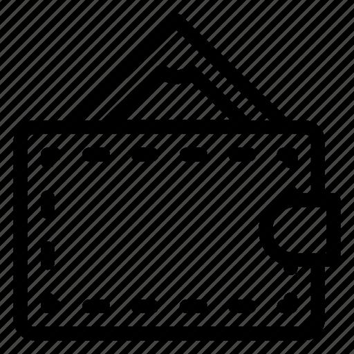 money, shop, walet icon icon