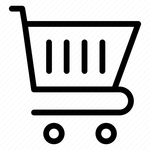buy, cart, finance, market, shopping cart icon icon