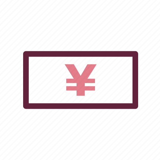 accounting, business, commercial, economics, finance, money, yen icon