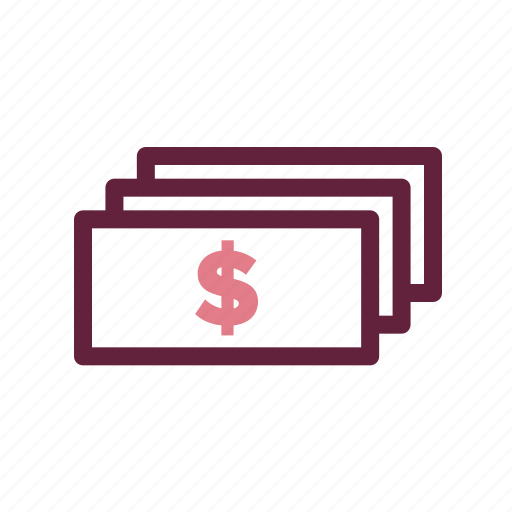 accounting, commercial, currency, dollar, economics, finance, money icon