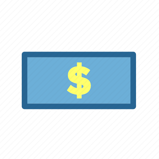 Finance, business, money, economics, dollar, currency, accounting icon