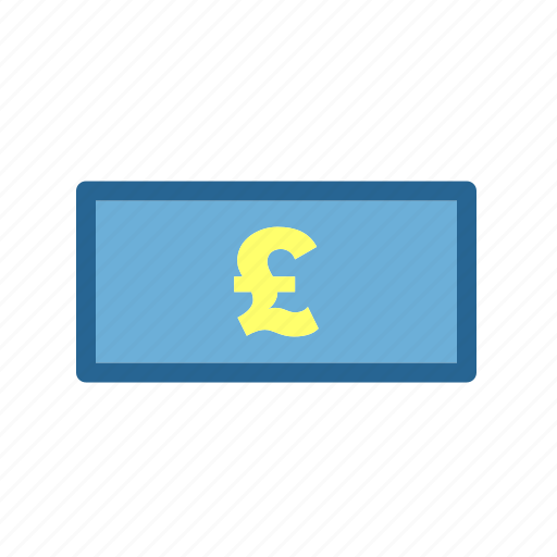 accounting, business, currency, economics, finance, money, poundsterling icon