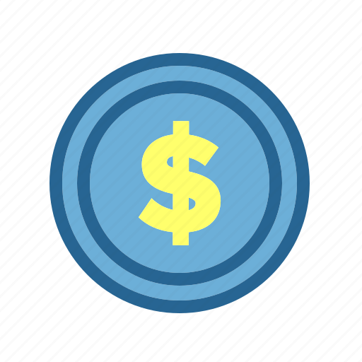 accounting, business, coin, commercial, economics, finance, money icon