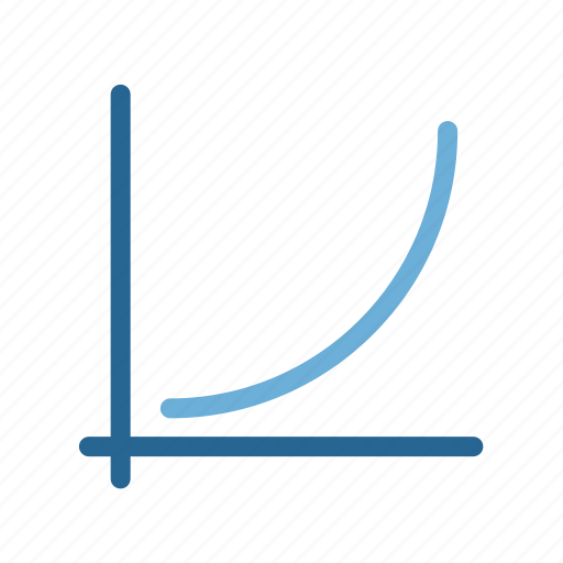 accounting, business, chart, commercial, economics, finance, money icon