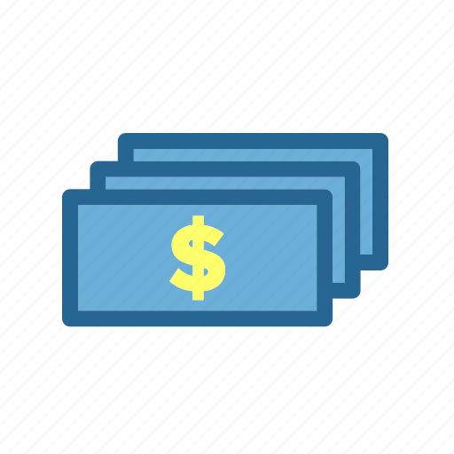 accounting, business, cash, commercial, economics, finance, money icon