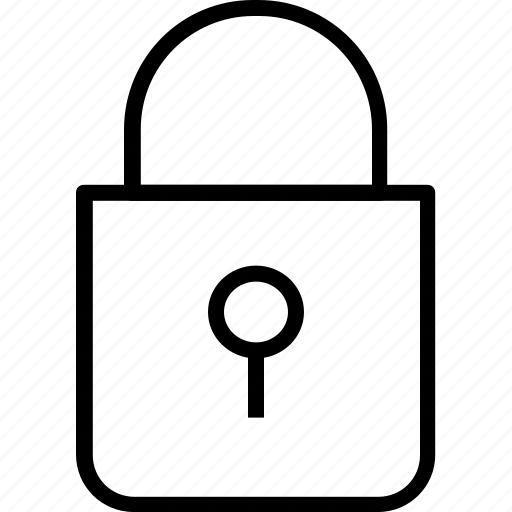 Lock, locked, password, protection, security icon - Download on Iconfinder