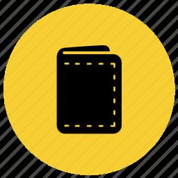 billfold, finance, financial, purse, wallet icon