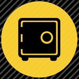 bank, box, cash, finance, financial, money, safety deposit box icon
