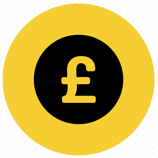 coin, currency, finance, financial, money, pounsterling icon