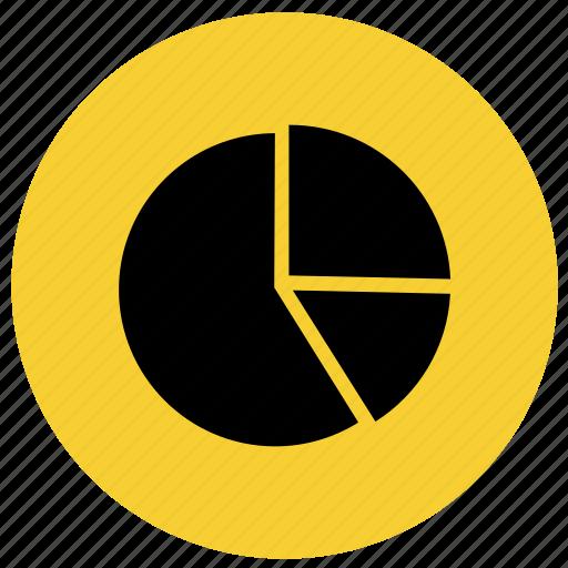 chart, diagram, finance, financial, graph, pie icon