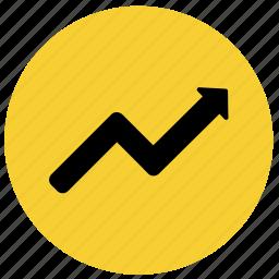 analytics, chart, finance, graph, report, statistics icon