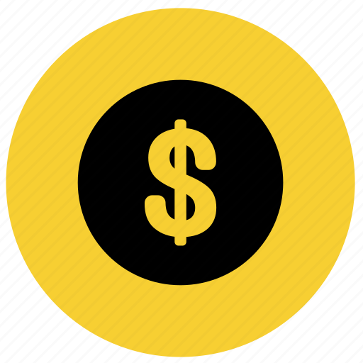 Coin, currency, dollar, finance, financial, money icon - Download on Iconfinder
