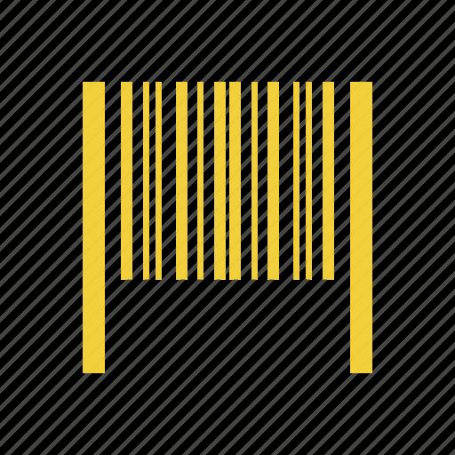 barcode, bill, finance, find, money icon