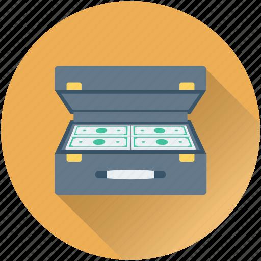 currency, dollar bag, money, money bag, wealth icon