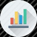 bar chart, bar graph, business chart, infographics, progress chart