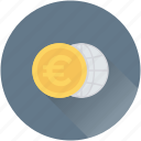 currency, euro, europe currency, eurozone, money icon