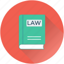 constitution, constitution book, court, law, law book icon