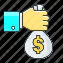 finance, investment, loan, money, sponsor