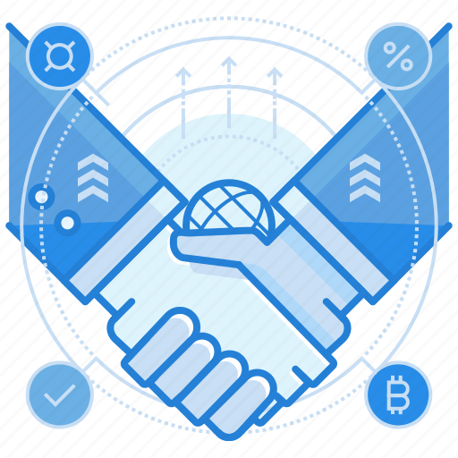 Partnership, agreement, handshake icon - Download on Iconfinder