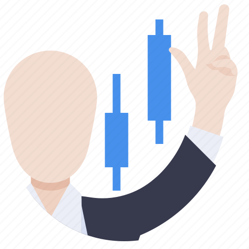 broker, brokerage, finance, stock icon