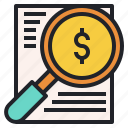 bank, bureau, checking, credit, finance, loans, money icon