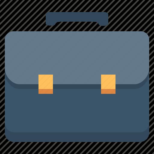 account, bag, baggage, briefcase, business, businessman, career, case, content, document, documentation, documents, equipment, finance, financial, folder, folio, job, luggage, manage, management, marketing, office, official, portfolio, professional, suitcase, web, work icon