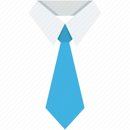 businessman, clothes, dress shirt, formal dressing, tie icon