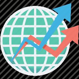 globe, ground plan, international, world, worldwide icon