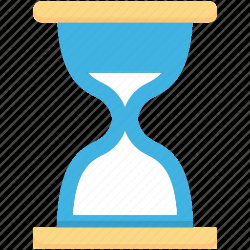 chronometer, egg timer, hourglass, sand timer, timer icon