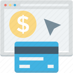 buy, credit card, online buy, online money, online payment icon