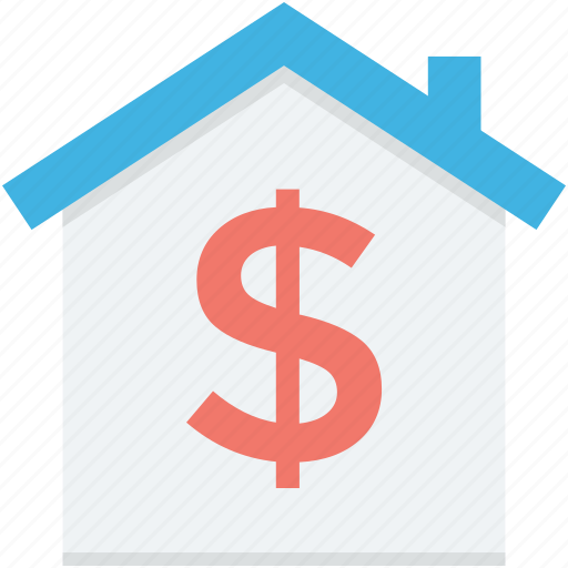 bank, building, house for sale, house price, real estate icon