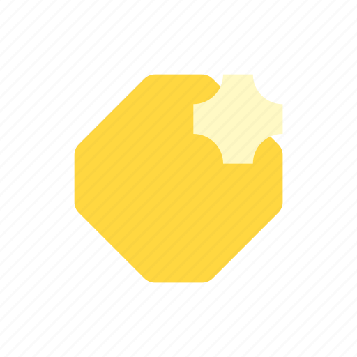 bank, business, e commerce, finance, gold, investation icon