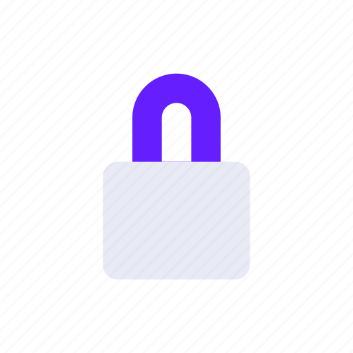 bank, business, e commerce, finance, lock, password, security icon