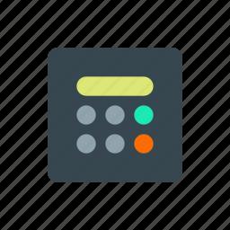 bank, business, calculator, e commerce, finance icon