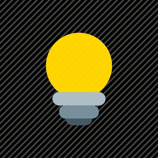 bulb, business, e commerce, electronic, finance, idea icon