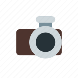 business, camera, document, finance, picture icon