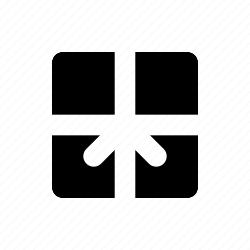 bank, business, bw, e commerce, filled, finance, gift icon