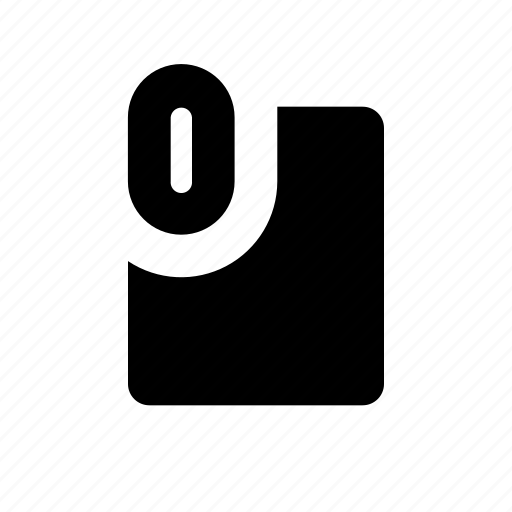 attachment, bank, business, bw, e commerce, filled, finance icon